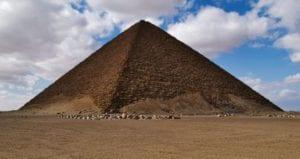 Pirámide roja de Snefru