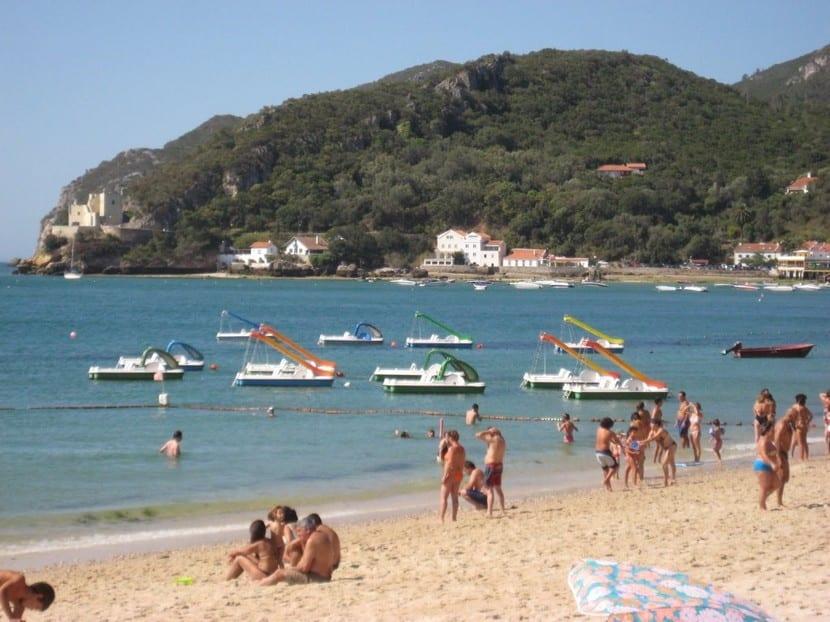 playa Galapos