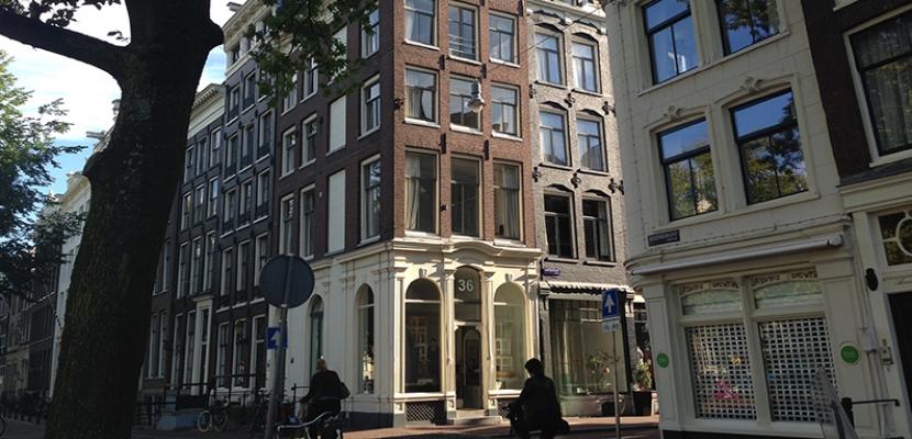 El hotel miauw suites de amsterdam for Hoteles en el centro de amsterdam