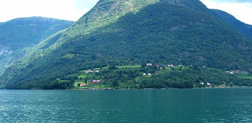 Algunas características generales de los fiordos noruegos