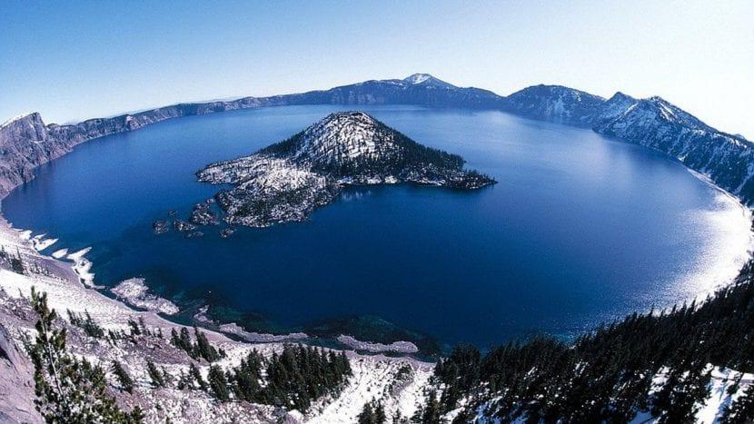 Los 5 lagos más hermosos de Estados Unidos