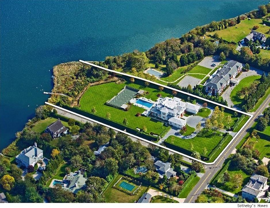 Hamptons en los Estados Unidos