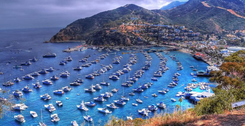 Santa Catalina, la Isla de las Estrellas