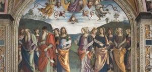 Collegio del Cambio en Perugia