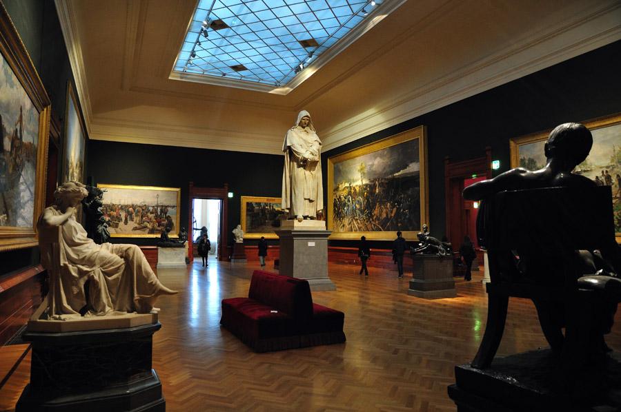 Galer as de arte en roma - Galeria de arte sorolla ...