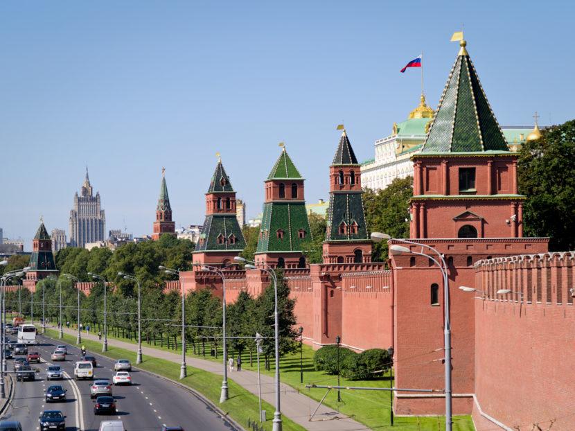 Monumentos en Rusia