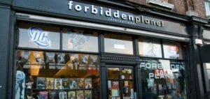 Forbidden Planet Store