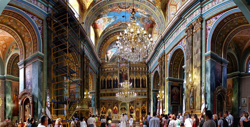 Iglesia cristiana ortodoxa