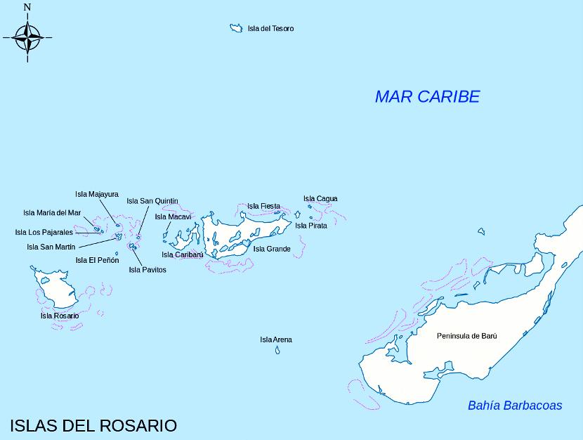 isla del rosario