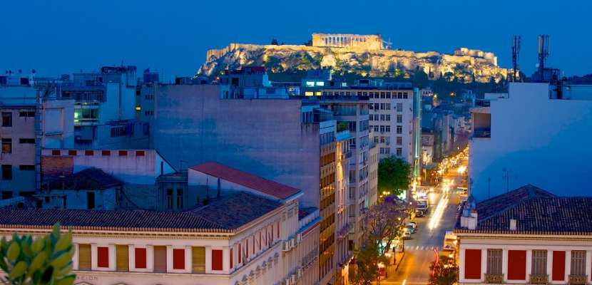Atenas-calle