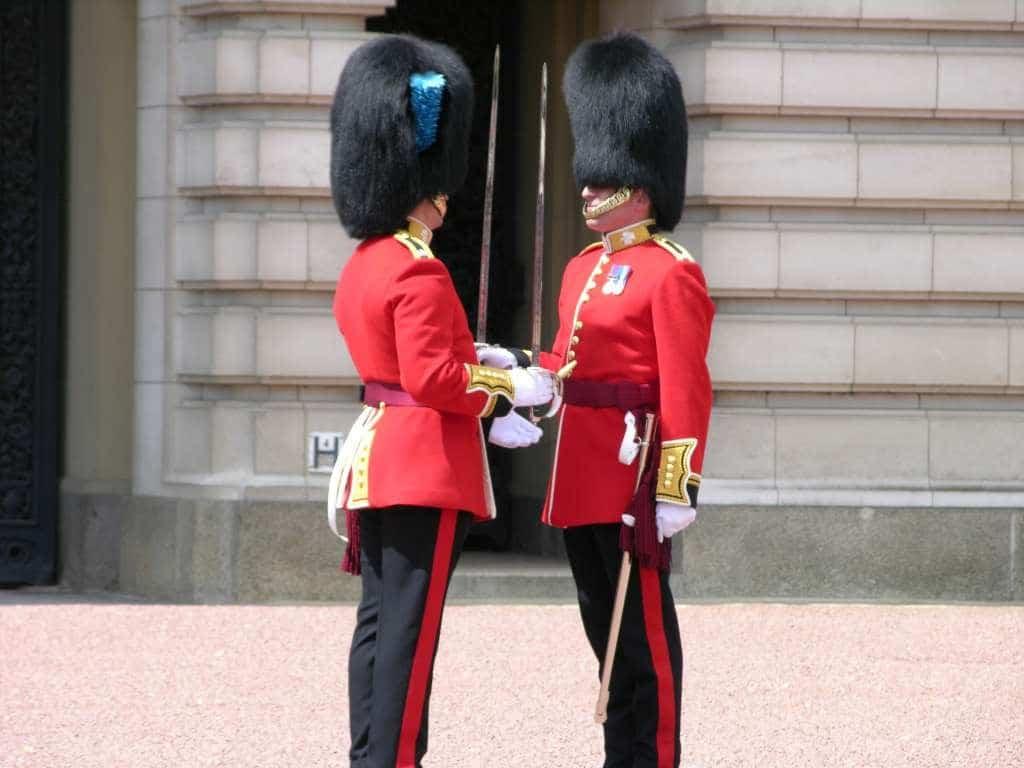 La Torre de Londres y la ceremonia de las llaves