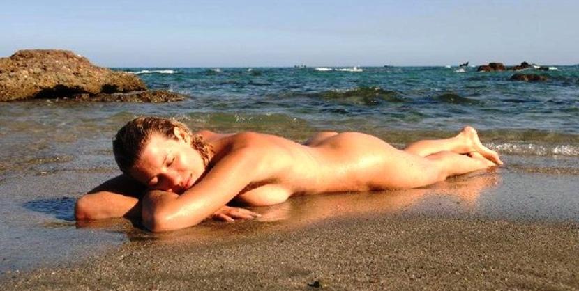 Playas nudistas en Irlanda
