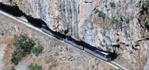 Tren de Diakofto a Kalavrita