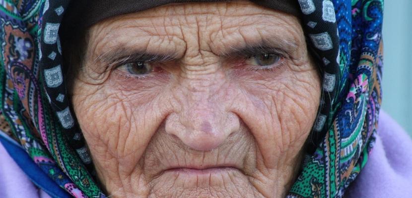 Anciana griega