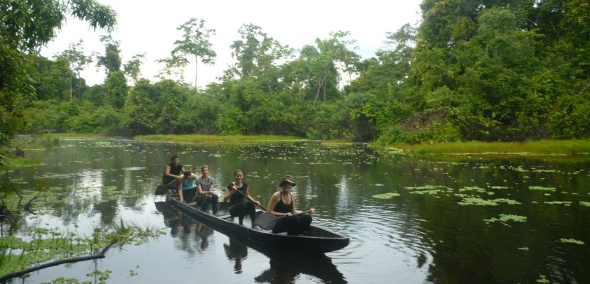 Selva amazonica