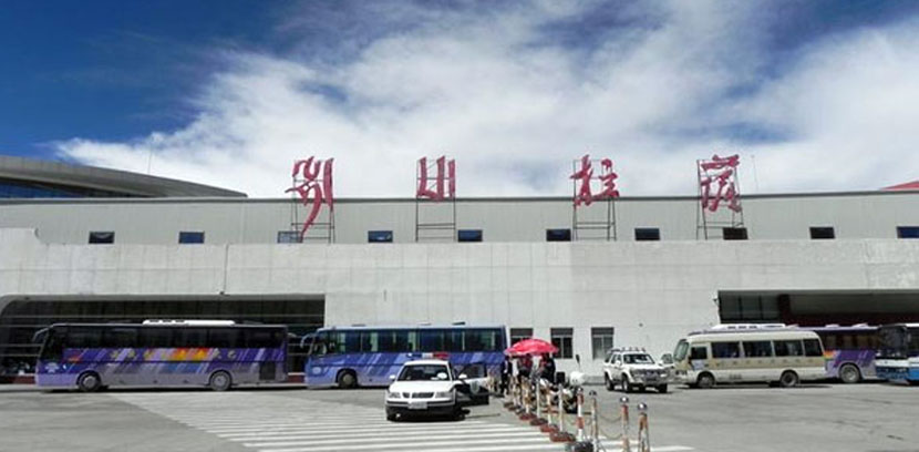 Aeropuerto de Lhasa
