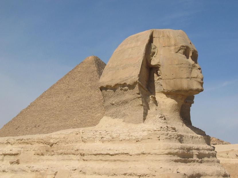 Esfinge de Giza