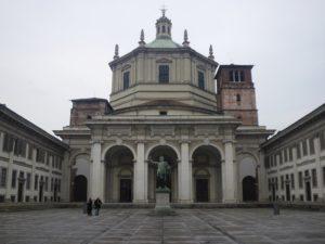 Iglesia de San Lorenzo Maggiore