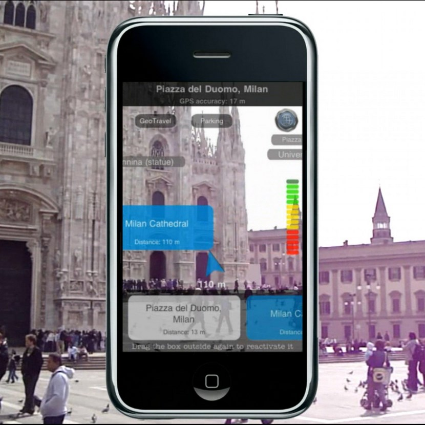 Apps turismo Milán