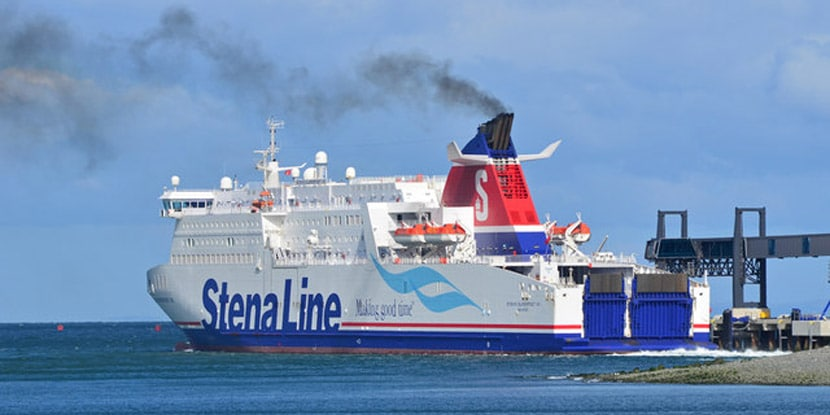 Ferry a Belfast