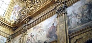 Frescos de Luca Giordano