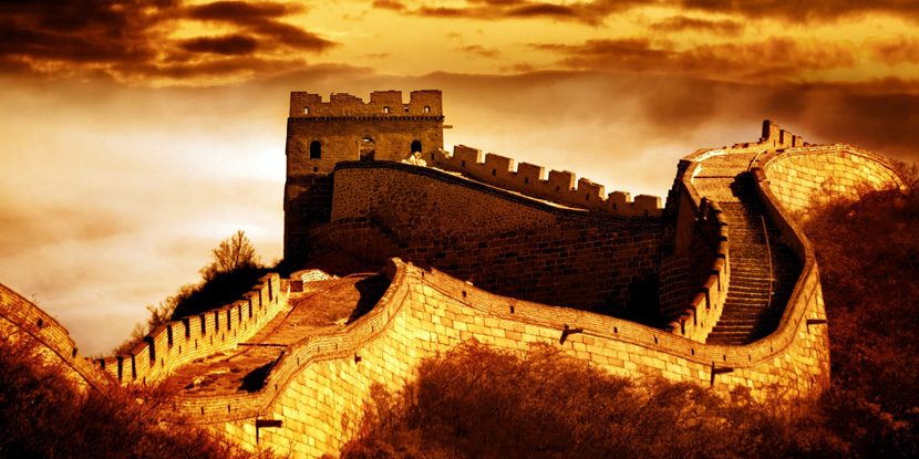 Gran Muralla China - Los monumentos más importantes del mundo