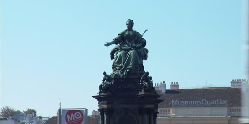 Monumento de María Teresa