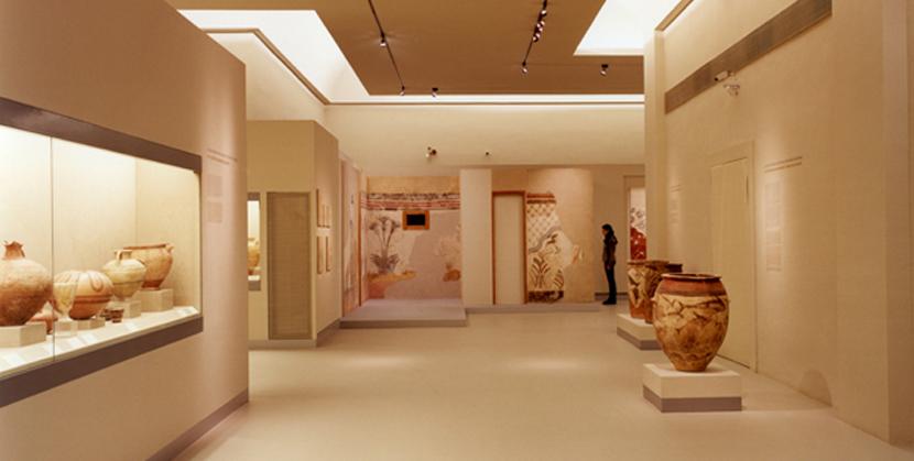 Museo de Prehistoria Thera