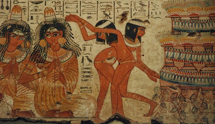Música en el Antiguo Egipto