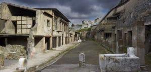 Ruinas de Herculano