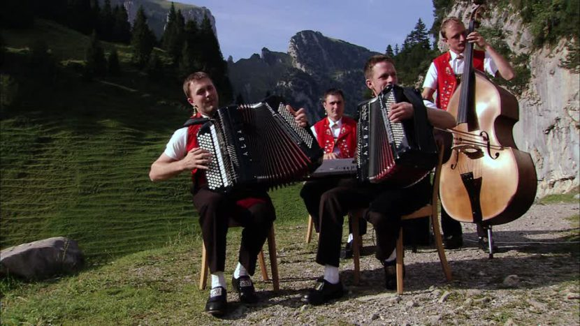 Música suiza