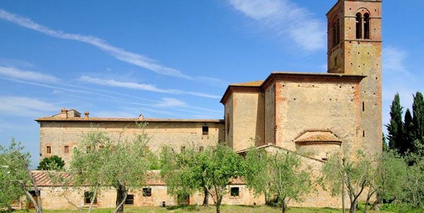 Abadía Santa Anna Camprena