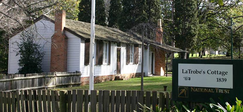 La casa prefabricada de la trobe arquitectura colonial en - La casa prefabricada ...