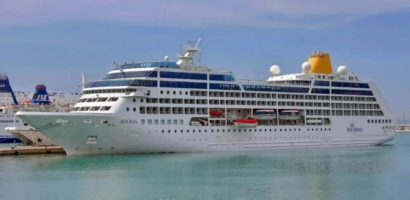 Crucero Adonia