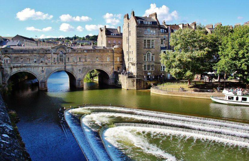 Bath, un destino ingles lleno de cultura
