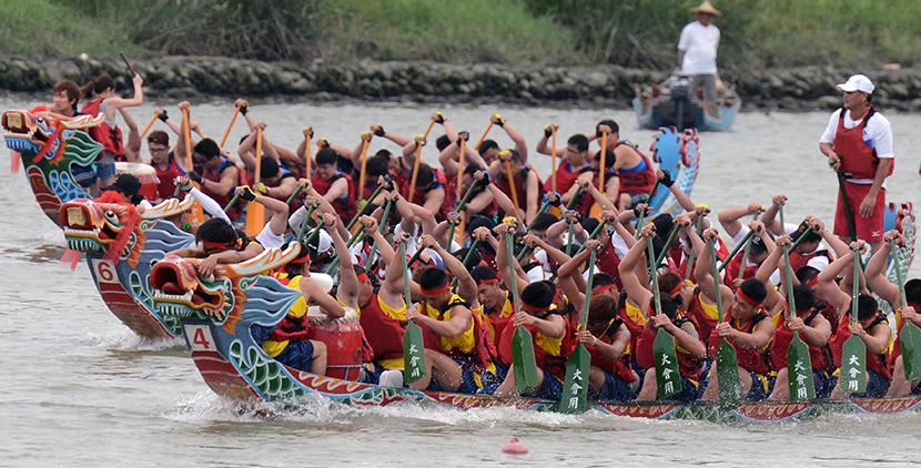 Festival Botes de Dragón