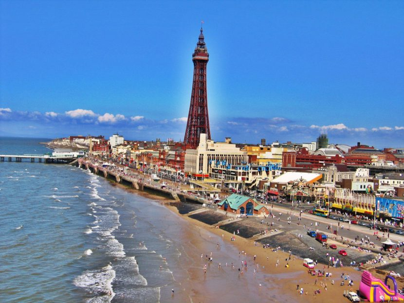 Blackpool, el destino ideal para visitar