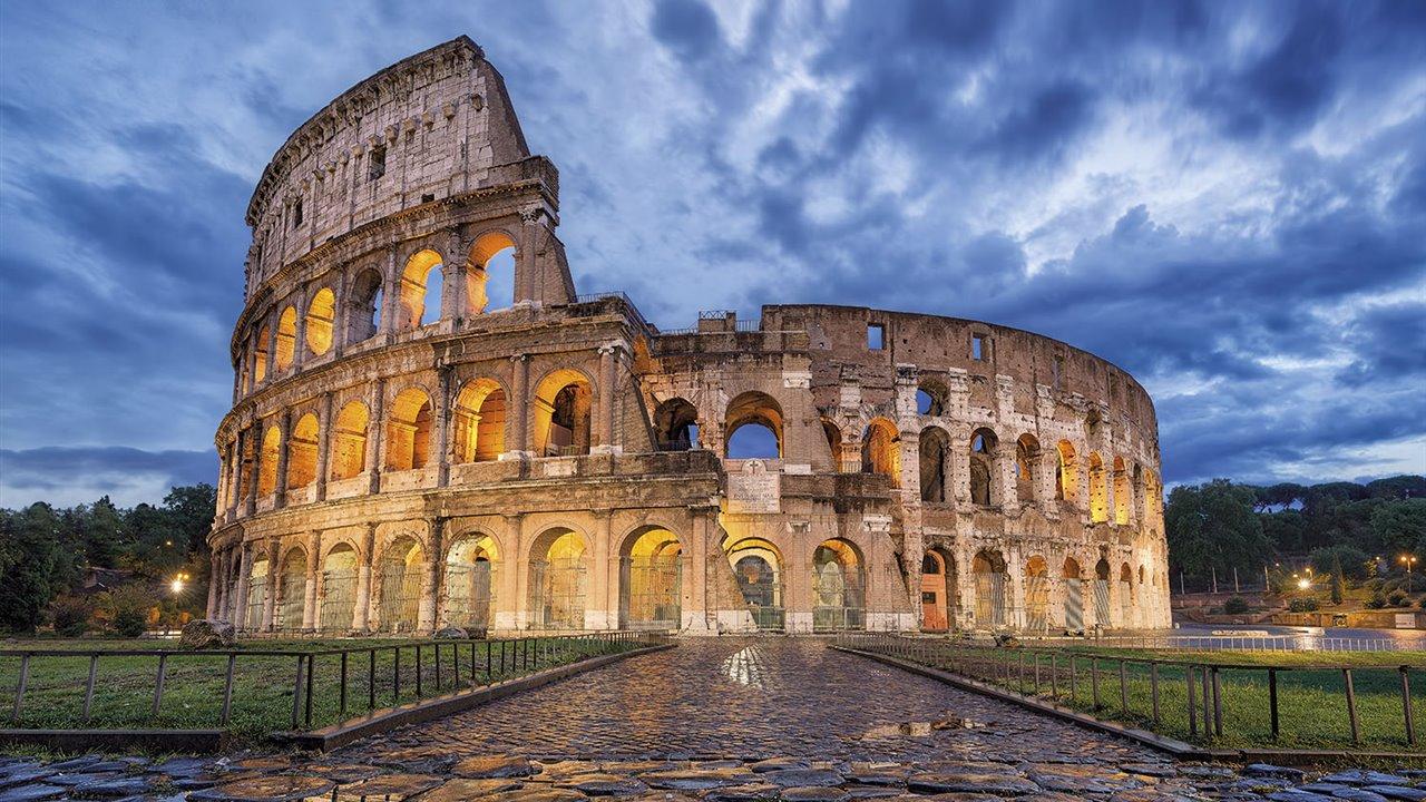 folklore en Roma