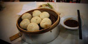 Propinas en China