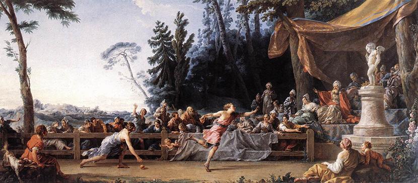 Atalanta e Hipomenes