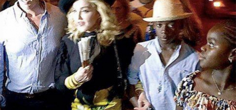 Madonna en Cuba