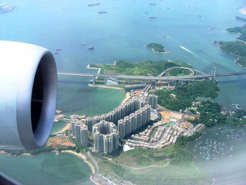Como llegar a Hong Kong