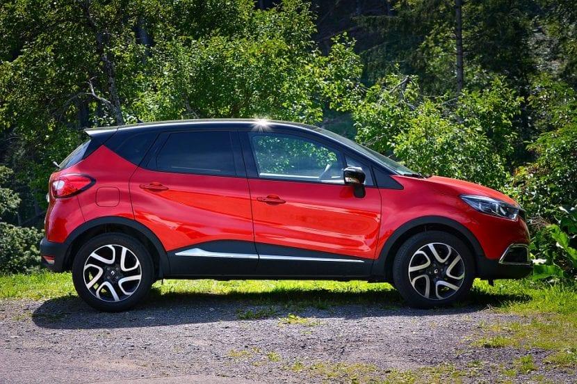 Renault Capture de alquiler