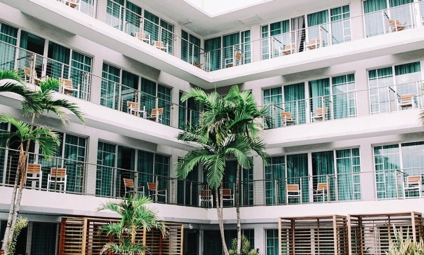 Reservar en hotel barato