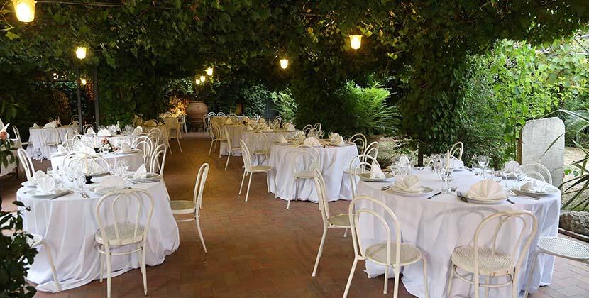 Restaurante Cecilia Metella