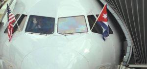 Vuelo AA de Miami a Cuba