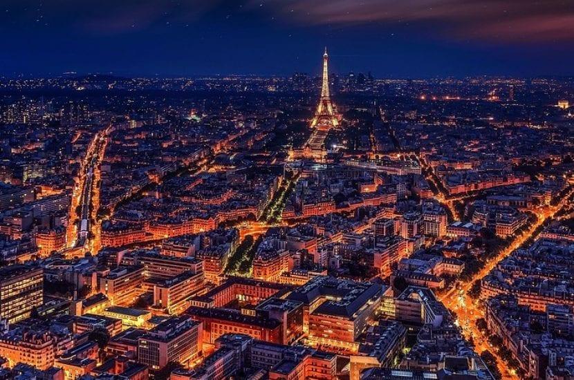 Vuelo low cost a París