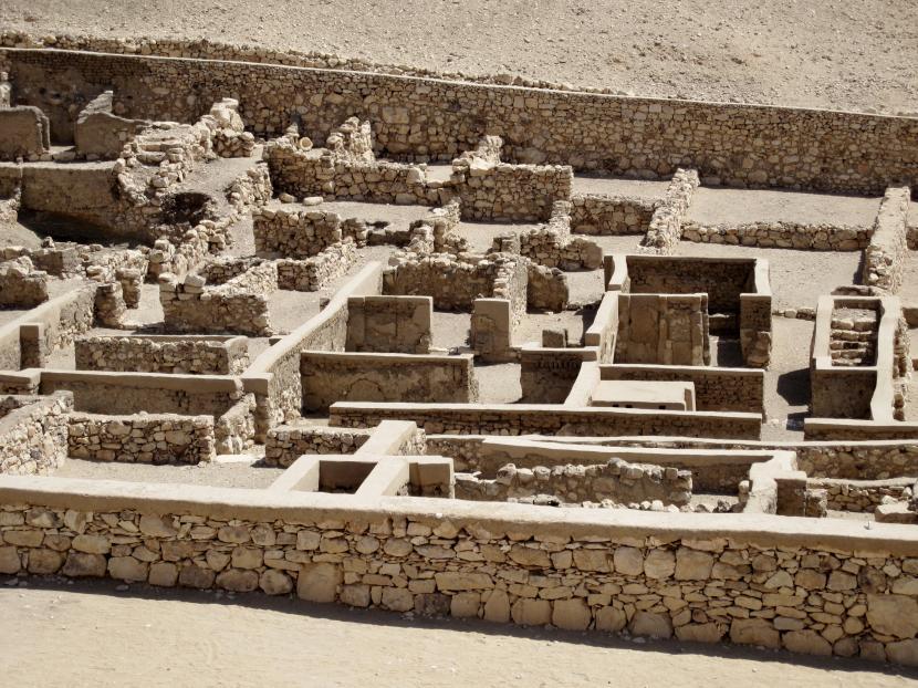 Egipto Deir El Medina