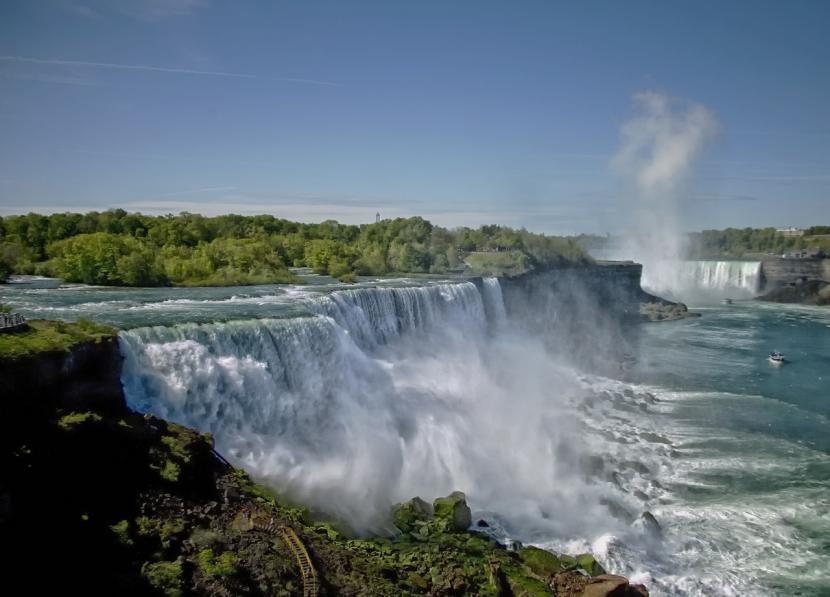 Cataratas del Niagara, un clásico donde acuden todas las luna de miel