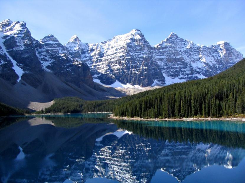 Montañas Rocosas canadiensess